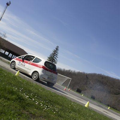 Scuola Pilotaggio drivEvent Corso Rally Step1
