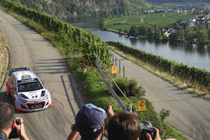 Viaggio al Rally di Germania Sport Trips drivEvent Adventure