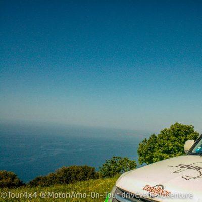 Tour4x4 di Primavera in Sardegna