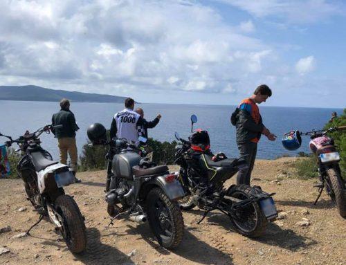 Tappa 4 della Sardegna 1000