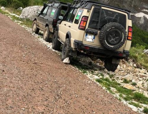 Tour 4×4 in Garfagnana