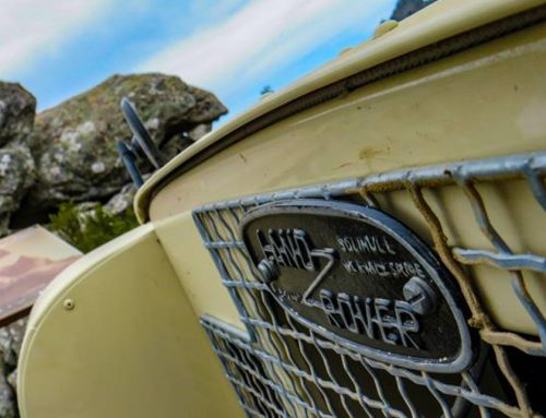 Tour 4×4 Registro Storico Land Rover 2018