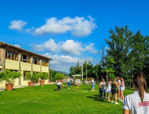 Team Building a Borgo Giusto
