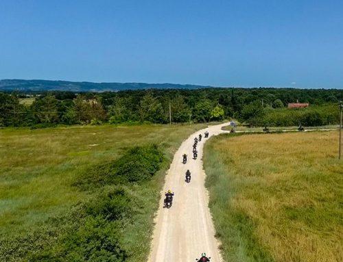 Moto Giro nel Chianti
