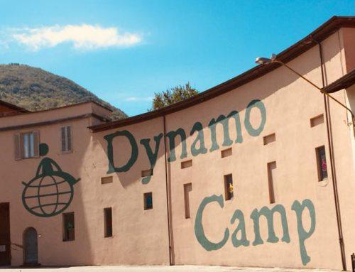 Sopralluogo al Dynamo Camp