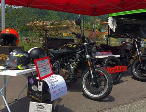 MotoriAmo al 12° MotoRaduno dei Laghi della Garfagnana