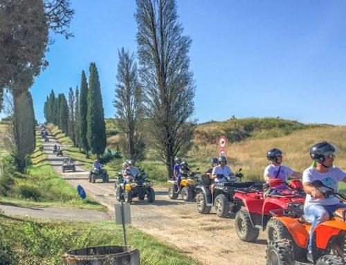 Tour in Quad nel Chianti