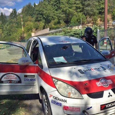Corso Rally Step 1