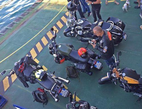 Moto Tour sul Lago di Como e Moto Guzzi Open House