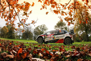 WRC Germania Sport Trips drivEvent Adventure