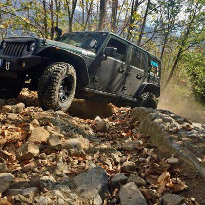 Reco Tour Jeep