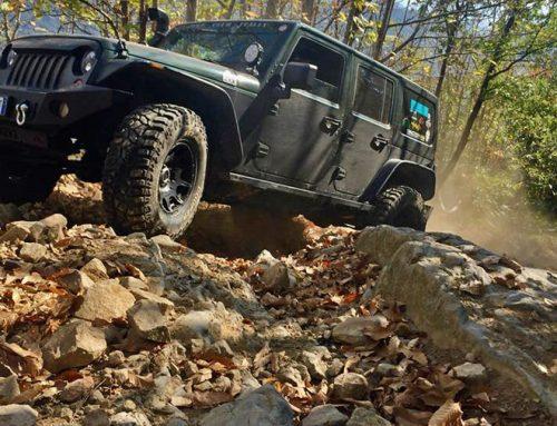 Ricognizioni Tour Jeep