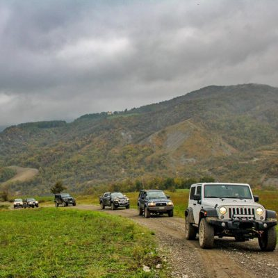 Tour4x4 Piacenza Parma drivEvent Adventure
