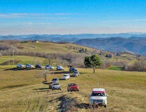 Tour4x4 di Capodanno a Palagano, 2° edizione