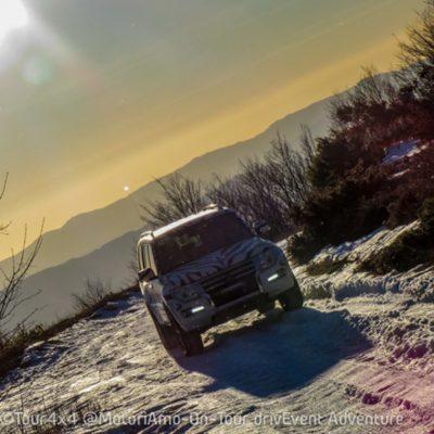 Tour4x4 sulla Neve 2019 drivEvent Adventure