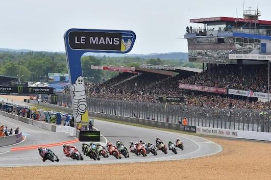 Viaggio al MotoGP Le Mans