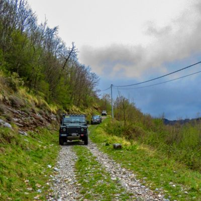 Tour4x4 drivEvent Adventure in Garfagnana