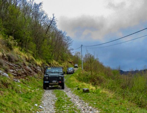 Tour4x4 in Garfagnana