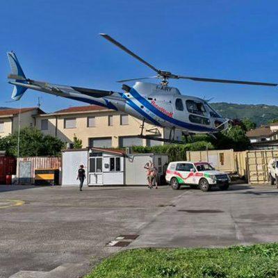 Tour4x4 e Volo in Elicottero drivEvent Adventure