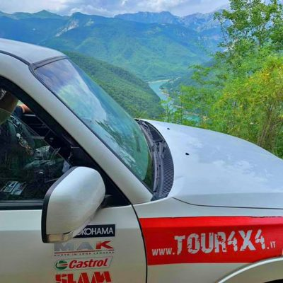 Tour4x4 Garfagnana drivEvent Adventure
