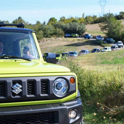 Raduno Suzuki 4x4 Rimini Tour4x4