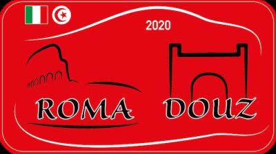 Roma Douz logo