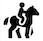 Vacanza in Garfagnana e Toscana Equitazione