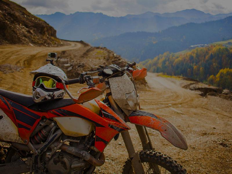 Vacanza Moto Enduro