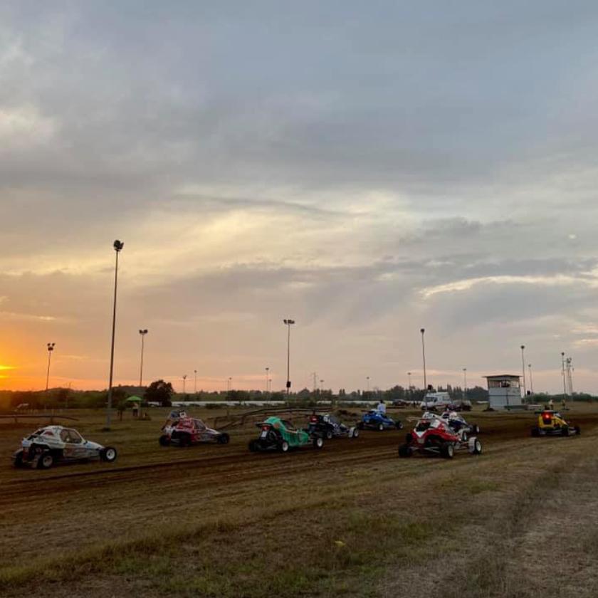 Autocross Latina 2020 drivEvent